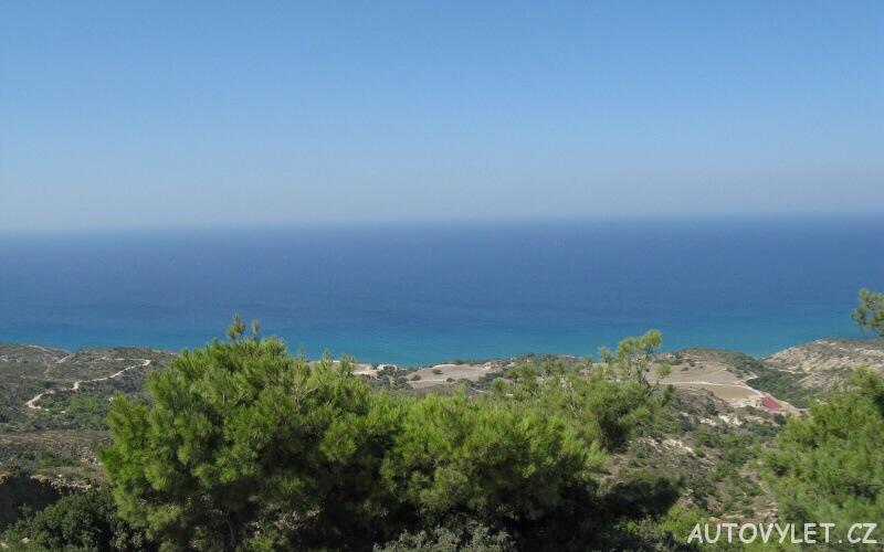Autovýlet Řecko Kos