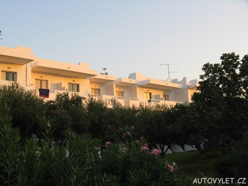 Blue Jay hotel - Řecko Kos 2