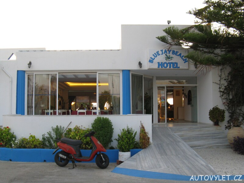 Blue Jay hotel - Řecko Kos 4