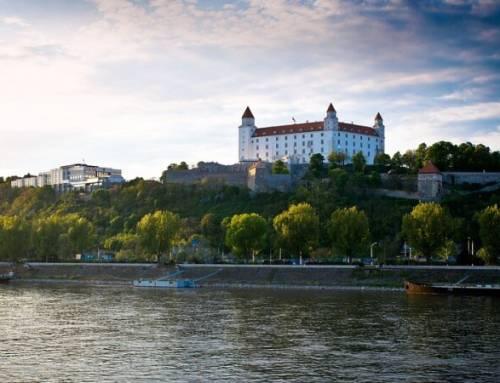 Poznejte kouzlo Bratislavy, hlavního města Slovenska