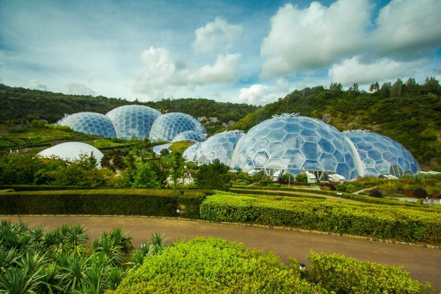 Eden project - Anglie