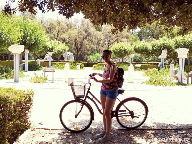 Ha Yarkon na kole - Tel Aviv - Izrael