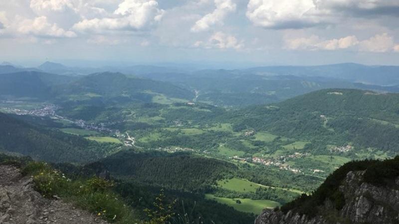 Jánošíkovy diery - Malá Fatra - Slovensko