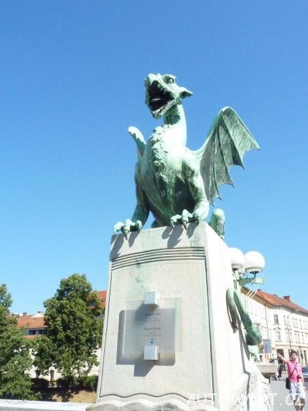Lublaň Slovinsko 1