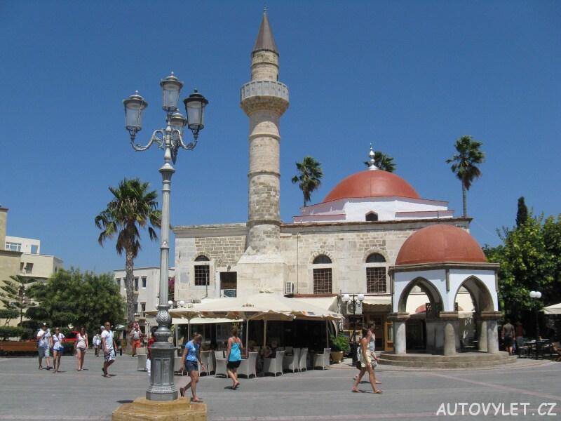 Mešita - Kos Řecko