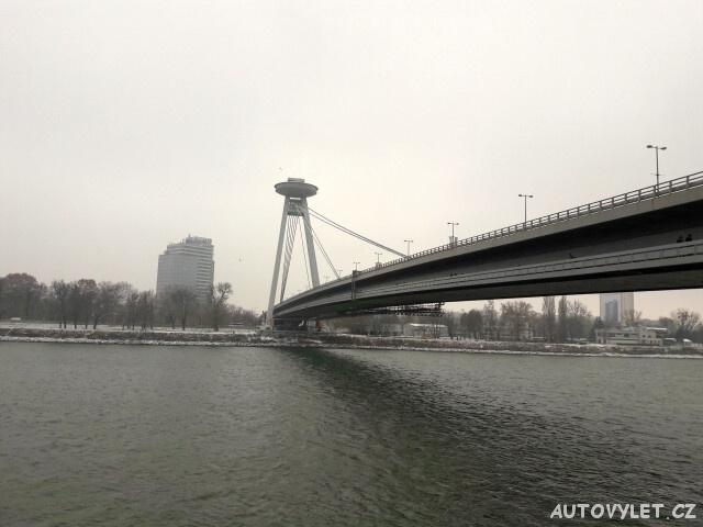 Nový most v Bratislavě