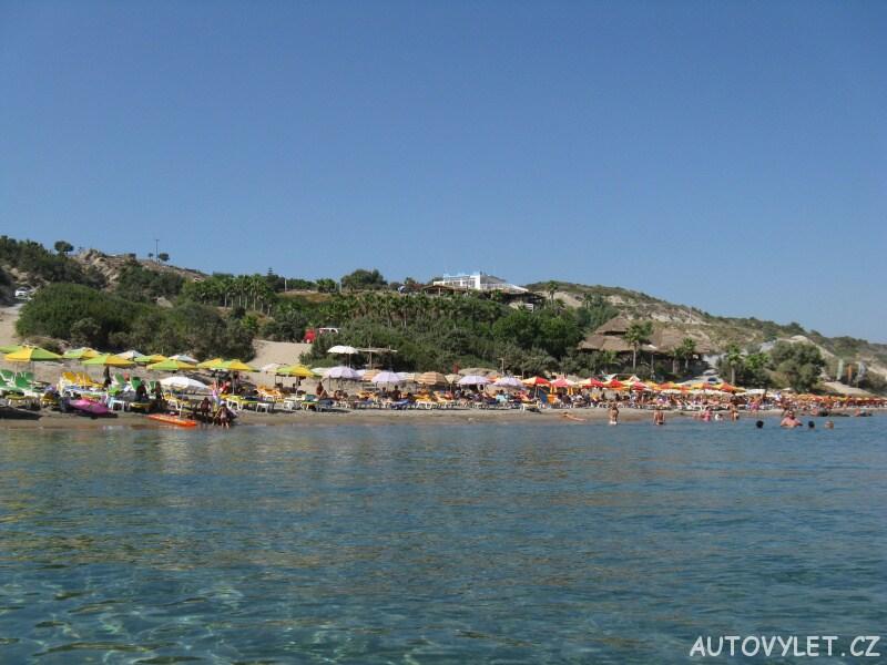 Paradise beach - Řecko Kos
