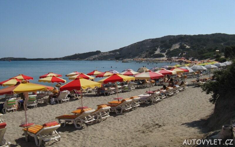 Paradise pláž - Řecko Kos 2