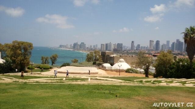 Pobřeží - Tel Aviv - Izrael