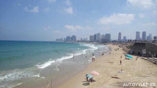 Pobřeží 2 - Tel Aviv - Izrael