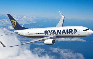 Ryanair letadlo