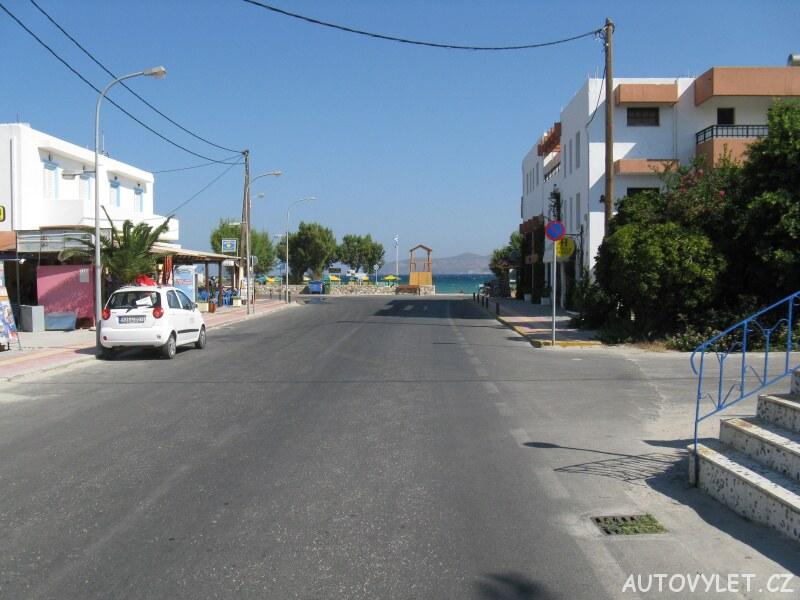 Smileys restaurace - Marmari Řecko Kos