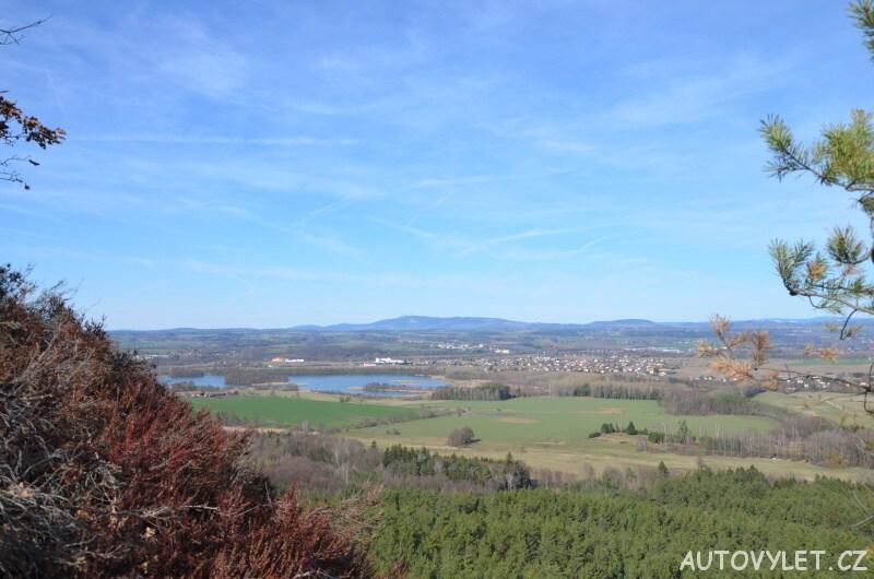 Stará Hrada - skalní hrad - Příhrazské skály 4