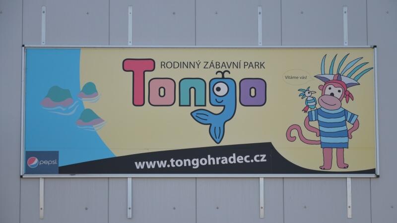 Tongo Hradec Králové zábavní park