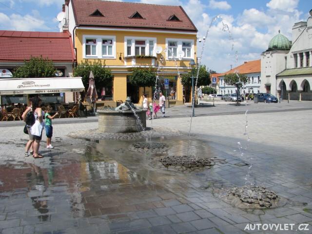 Město Trenčín - Slovensko