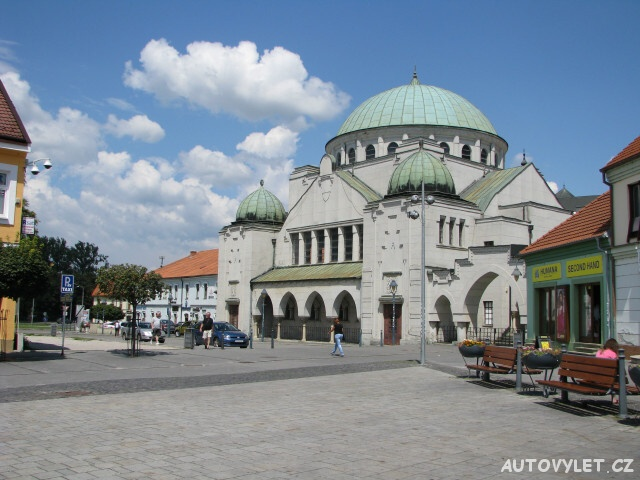 Město Trenčín - Slovensko 3