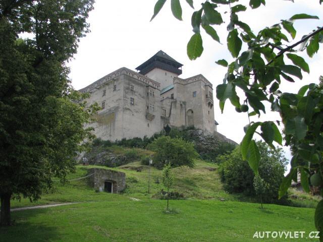 Trenčínský hrad - Slovensko