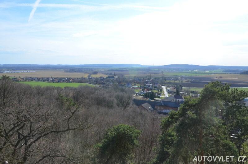 Valečov - zřícenina skalního hradu 4