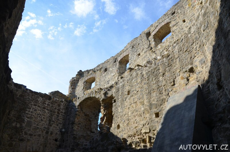 Valečov - zřícenina skalního hradu 5