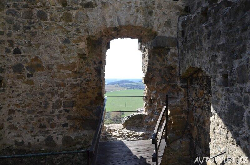 Valečov - zřícenina skalního hradu 6