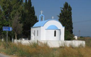 Výlet autem po ostrově Kos v Řecku