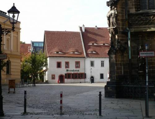 Zwickau Německo – město, které překvapí