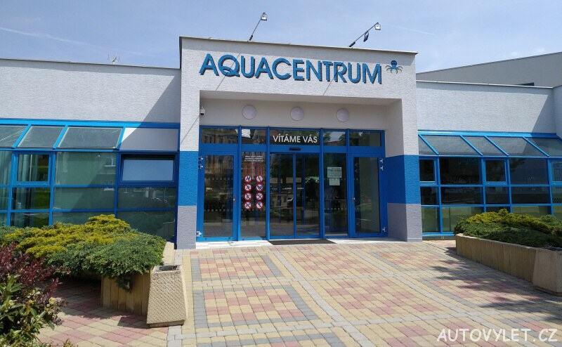 Aquacentrum aquapark Teplice