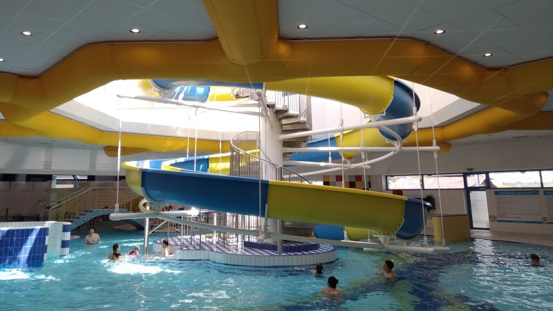 Aquacentrum Teplice aquapark