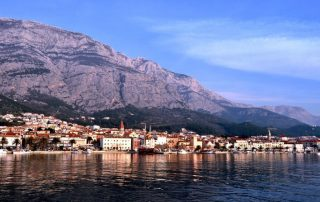 Makarská Chorvatsko
