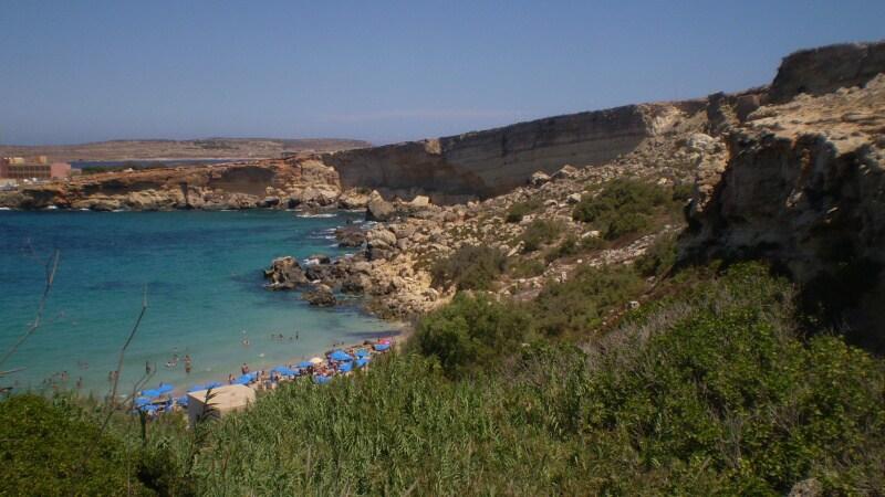 Malta ostrov