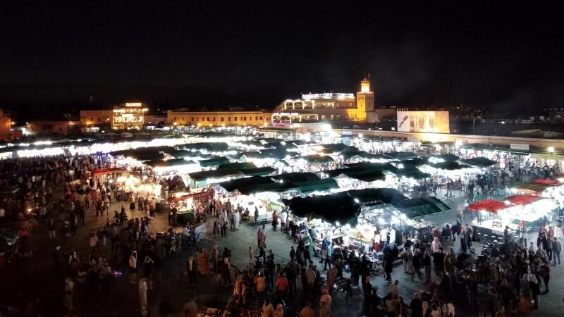 Marrakesh Maroko