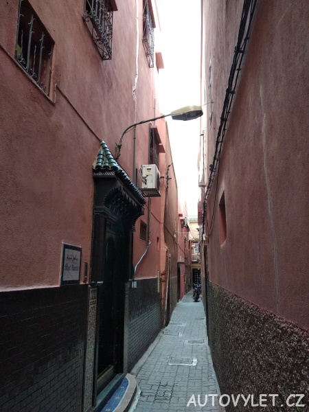 Marrakesh Maroko 2