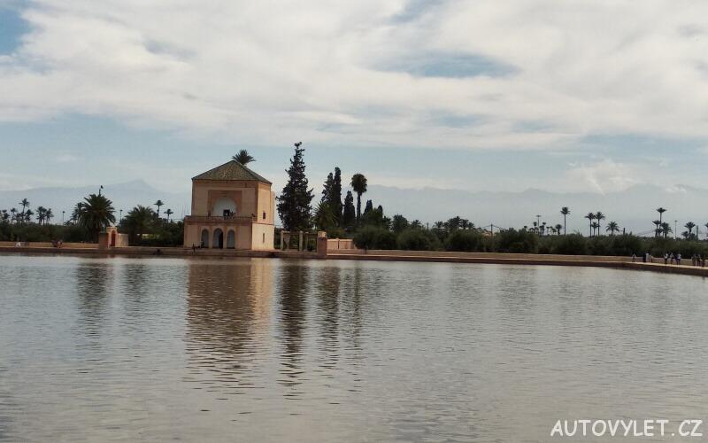Marrakesh Maroko 4