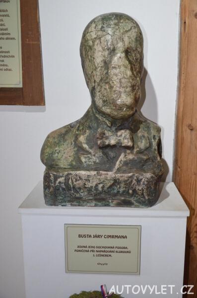 Muzeum Járy Cimrmana Příchovice 09