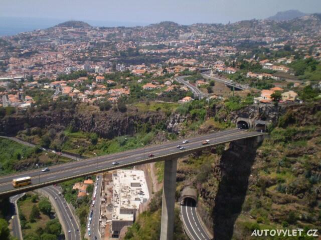 Ostrov Madeira - most