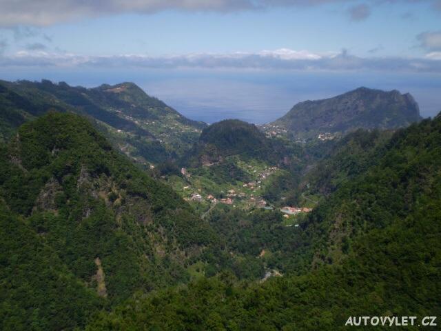 Vyhlídka Balcoes - Madeira