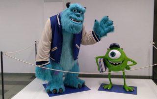 Výstava Pixar Praha Holešovice