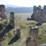 Zvířetice - zřícenina hradu