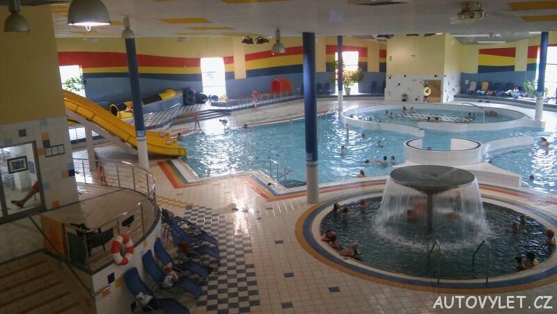 Aquasvět Chomutov - aquapark 2