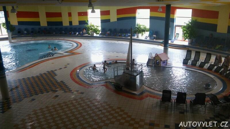 Aquasvět Chomutov - aquapark 3