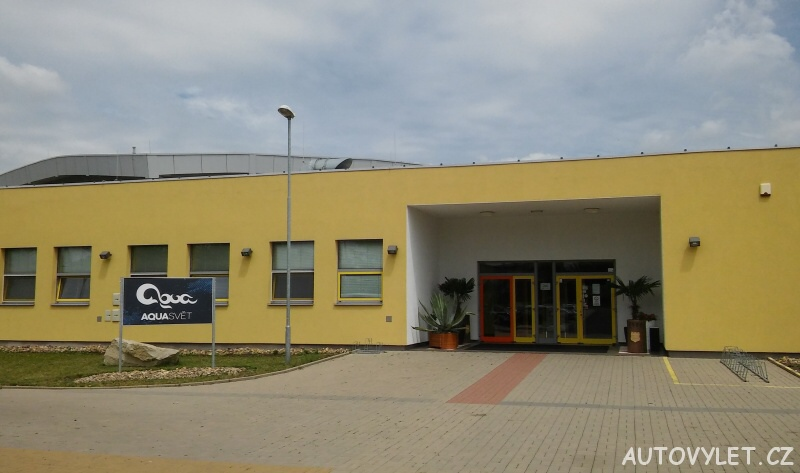 Aquasvět Chomutov - aquapark 4