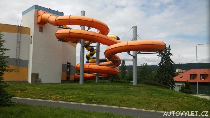Aquasvět Chomutov - aquapark 5
