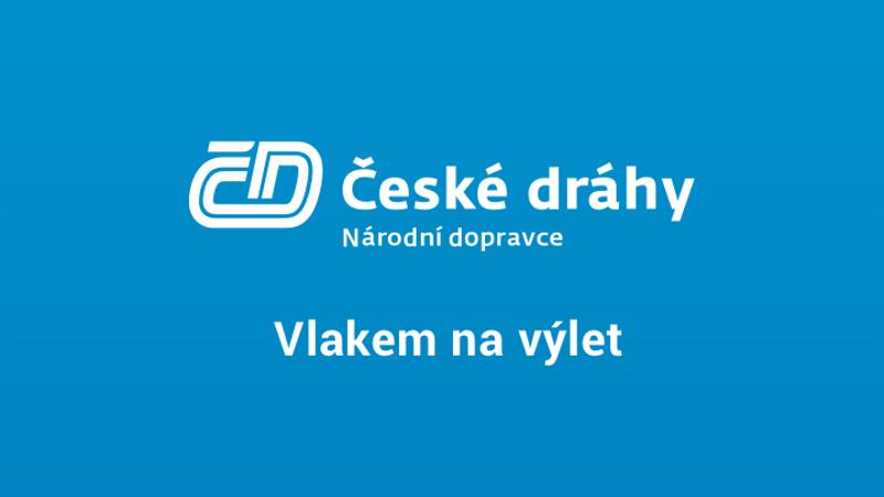 České dráhy - vlakem na výlet aplikace
