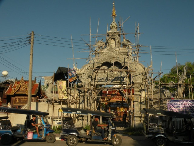 Chiang Mai Thajsko 2