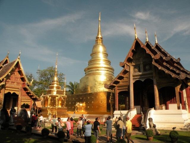 Chiang Mai Thajsko 3