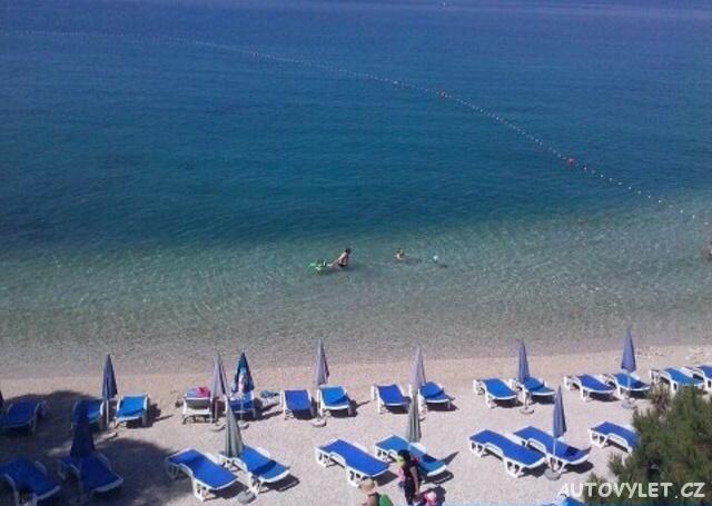 Chorvatsko Baška Voda 1