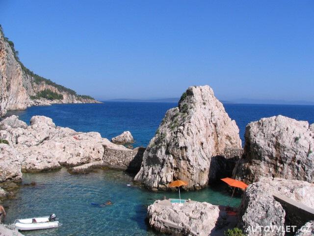 Chorvatsko ostrov Hvar