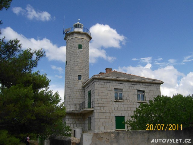 Chorvatsko ostrov Vir 2