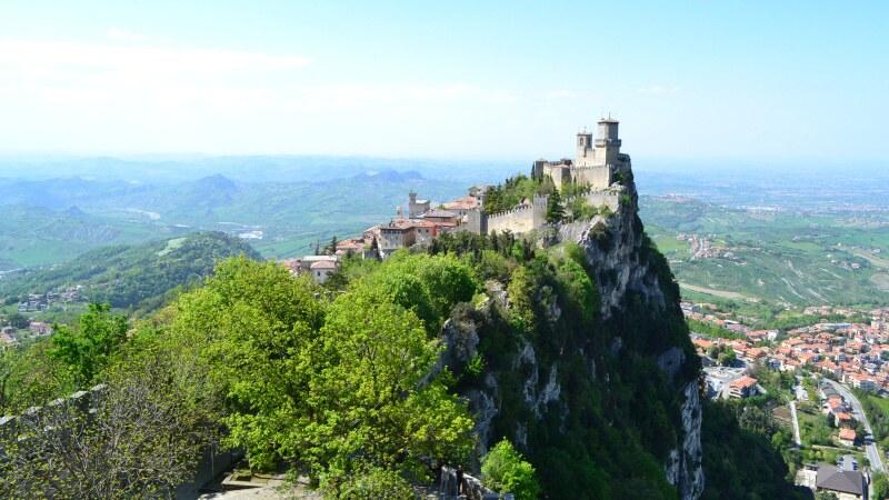 Emilia Romagna Itálie