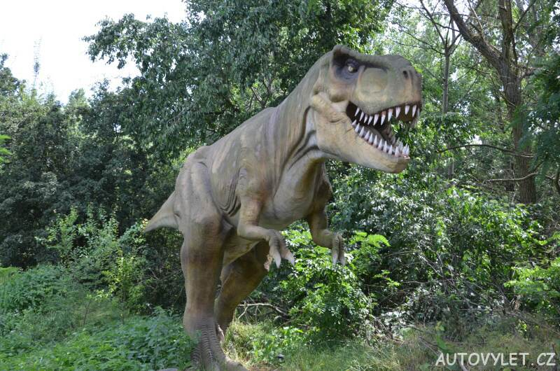 Dinoprales - Fajnpark Chlumec nad Cidlinou